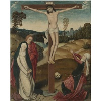 the crucifixion by flemish school-bruges (16)