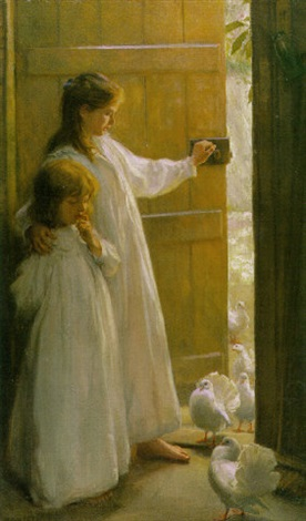 the sisters by percy harland fisher