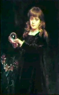 the crystal ball by mary lemon waller