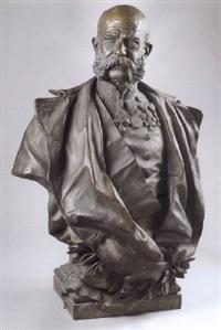 kaiser franz joseph i. von österreich by anton brenek