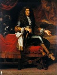 francisco de bonne, duque de lésdiguieres, mariscal que tomó perpignan by rigaud
