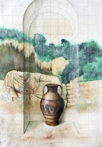 hommage an die antike by gaetano gross