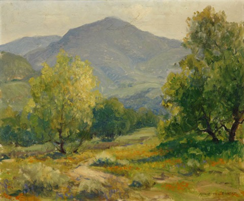 spring hills california by arthur hill gilbert