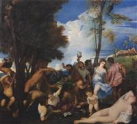 baccanale by wilhelm auberlen