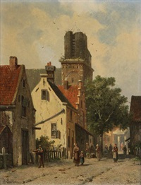 ramsdorp by adrianus eversen