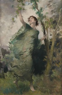 spring-time by henry john lintott