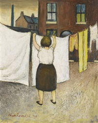 washing day by alan lowndes