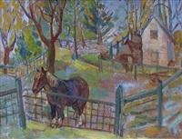 ponies by irene hoffar reid