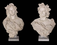 sater en bacchante (pair) by anonymous-italian (18)