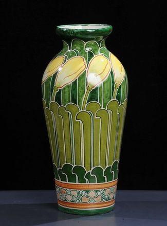 vaso by fabbriche riunite ceramiche