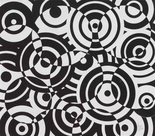 interférences en noir et blanc no 1269 by antonio asis