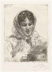 the letter by anders zorn
