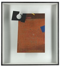 o.t. (abstrakte komposition) by paul lemercier