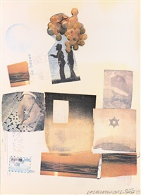 support by robert rauschenberg