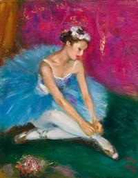 ballerina by shen che tsai
