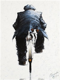 jock on the back by alexander millar