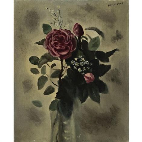 vaso de flores by candido portinari
