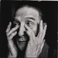marcel duchamp by richard avedon