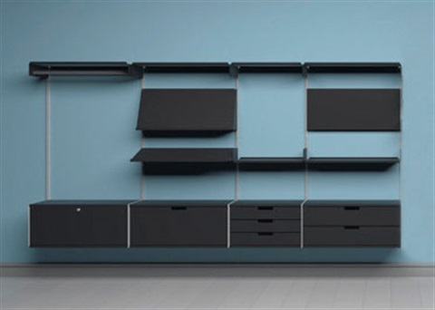 regalsystem 606 by dieter rams on artnet. Black Bedroom Furniture Sets. Home Design Ideas