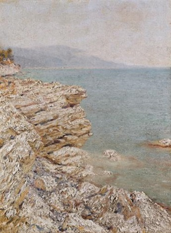 cliffs by nikolai nikanorovich dubovskoy