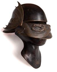 helmet series by andrew leonard kay