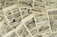 jim boum: chasse à l'homme au pays des jivaros (47 works) by marijac