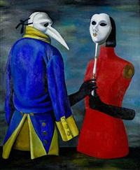 mannequins by tatiana nazarenko