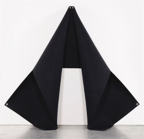 black felt by robert morris
