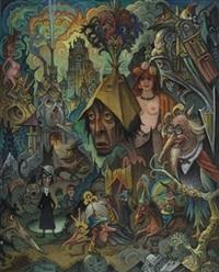 fantasy by anton (ton v. tast) van der valk