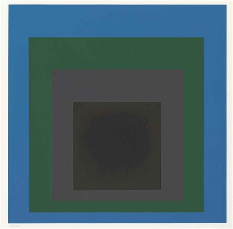 porta negra from soft edge hard edge by josef albers