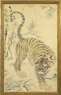 chinese tiger by anonymous-korean