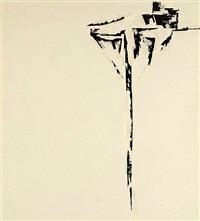 sans titre, n°6 by martin barré