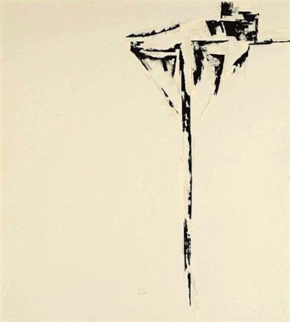 sans titre n°6 by martin barré