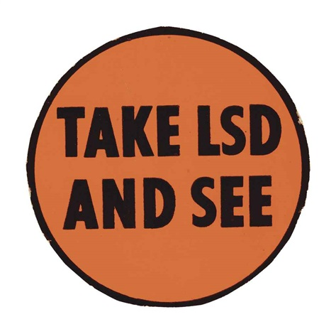 take lsd and see by ray johnson