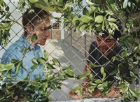 between chain link and jasmine by rebecca campbell
