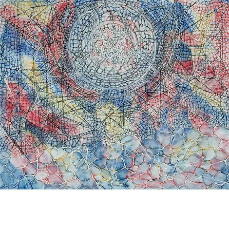 glass mountain by jimmy ernst