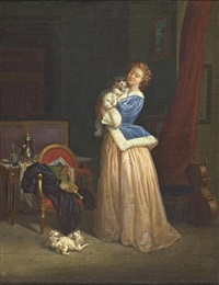 le favori by marguerite gérard