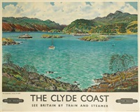 the clyde coast by alasdair macfarlane
