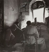 israël by robert capa
