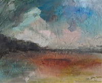 untitled landscape by jane evans