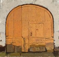 porte charretièle, orange by jaap ploos van amstel