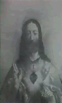 sagrado corazon by rafael aguado arnal