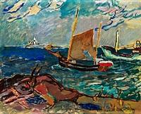friska vindar till havs by harald lindberg
