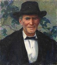 portrait d'homme by katherine maccausland