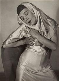 mary wingham, ca.1930 (2 works) by albert renger-patzsch