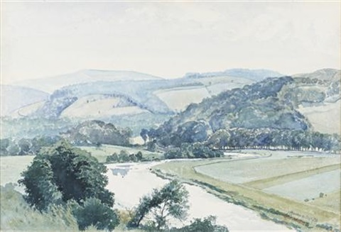 a bend in the river by james mcintosh patrick