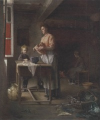 in cucina by charles fouque