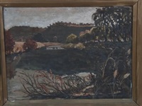 the bushman's river, oatlands farm, weenen, natal by william edward oates