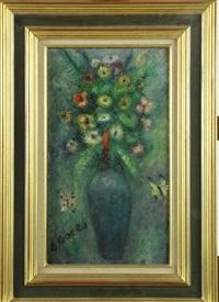 le bouquet aux papillons by édouard joseph goerg