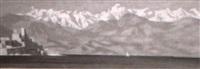paisaje costero by vicente santaolaria